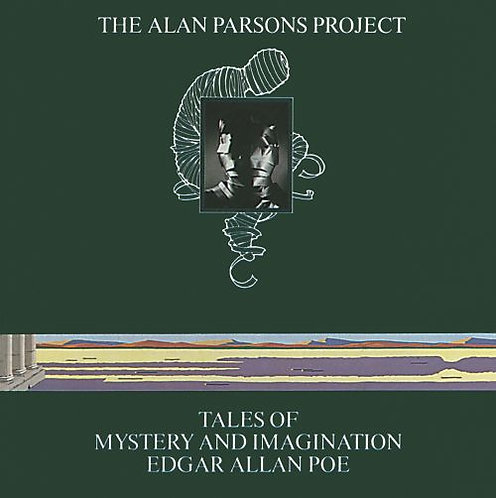 ALAN PARSONS - TALES OF MYSTERY AND IMAGINATION (LP)