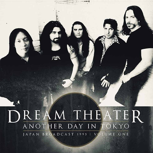 DREAM THEATER - ANOTHER DAY IN TOKYO VOL 1 (LP)