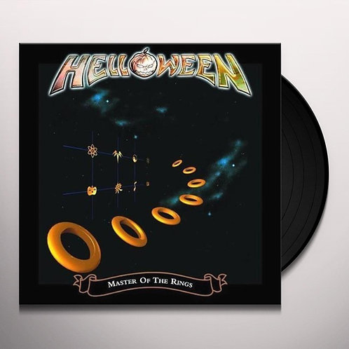 HELLOWEEN - MASTER OF THE RINGS (LP)