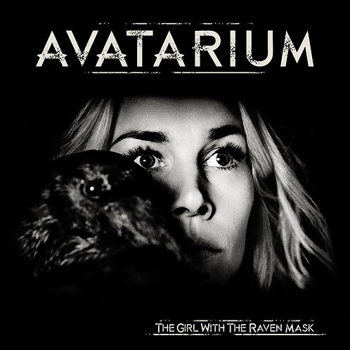 AVATARIUM - The Girl with the Raven (CD)