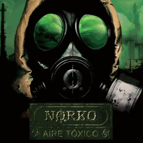 NORKO - Aire Tóxico (CD)