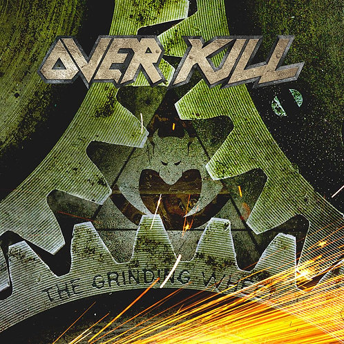 OVERKILL - The Grinding Wheel (CD)