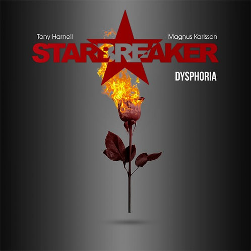 STARBREAKER - Dysphoria (CD)