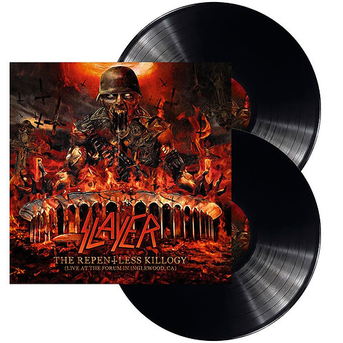 SLAYER - THE REPENTLESS KILLOGY (Live At The Forum In Inglewood, CA) 2xVINYL
