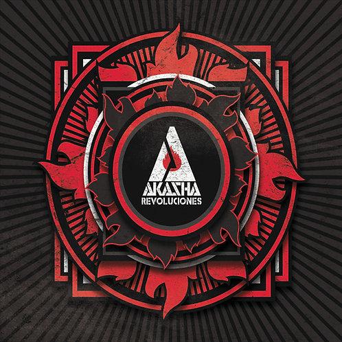 AKASHA - REVOLUCIONES (CD)