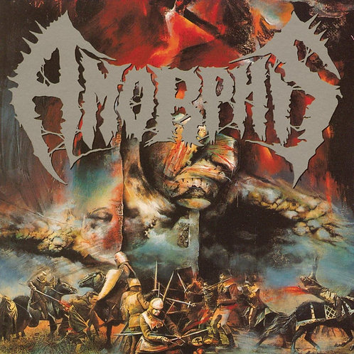 Amorphis - The Karellian Isthmus (CD)