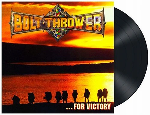 BOLT THROWER - FOR VICTORY (LP)
