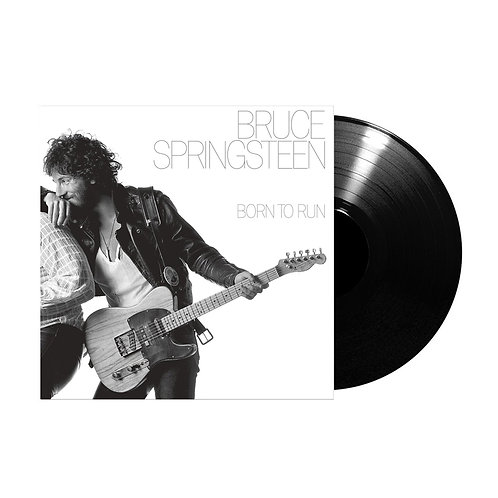 BRUCE SPRINGSTEEN - Born to Run (Vinyl)