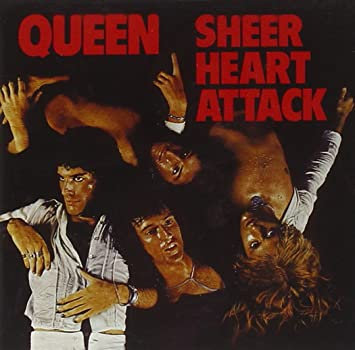 QUEEN - Sheer Heart Attack - (CD)