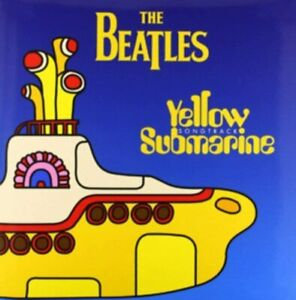 THE BEATLES - YELLOW SUBMARINE (LP)
