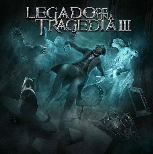 Legado de una Tragedia III (CD)