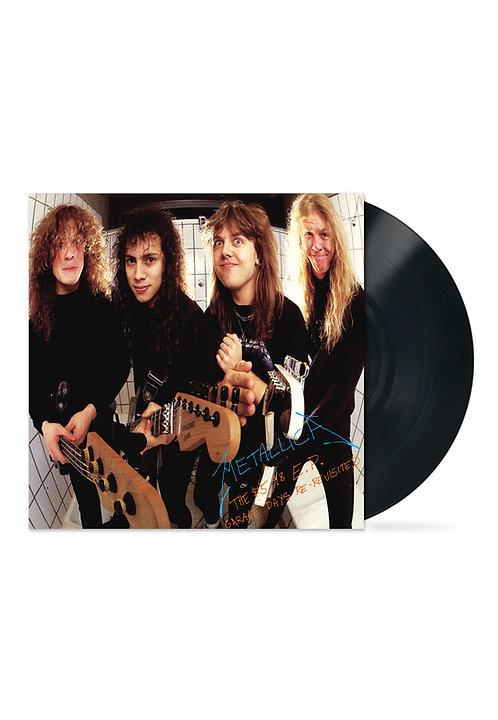 METALLICA - The $5.98 E.P. Garage Days Re-Revisited (Vinyl)