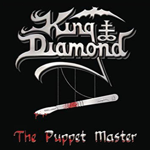 KING DIAMOND - The Puppet Master (CD)