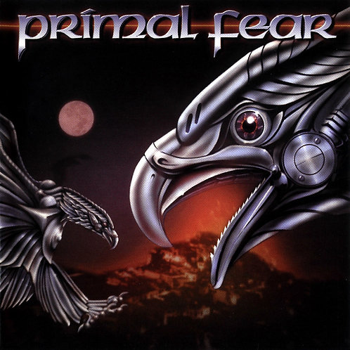 PRIMAL FEAR - Primal Fear (CD)