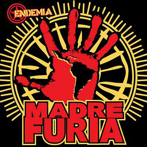 ENDEMIA - Madre Furia (CD)