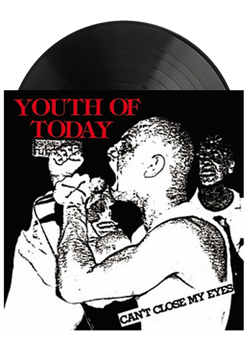 YOUTH OF TODAY - CAN'T CLOSE MY EYES (Vinyl)