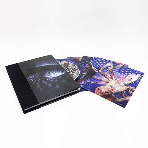 TOOL - FEAR INOCULUM - EXPANDED BOOK (CD)