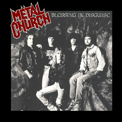 METAL CHURCH - Blessing In Disguise (CD)