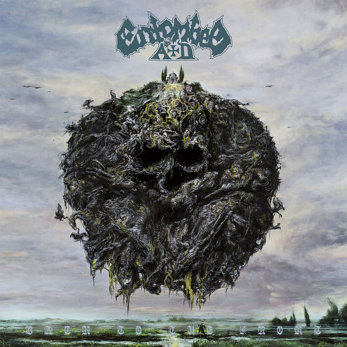 Entombed A.D. - Back To The Front (CD)