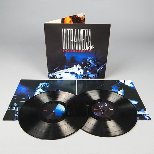 SOUNDGARDEN - ULTRAMEGA OK - 2LP (Vinyl)