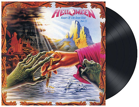 HELLOWEEN - KEEPER OF THE SEVEN KEYS 2 (Vinyl)