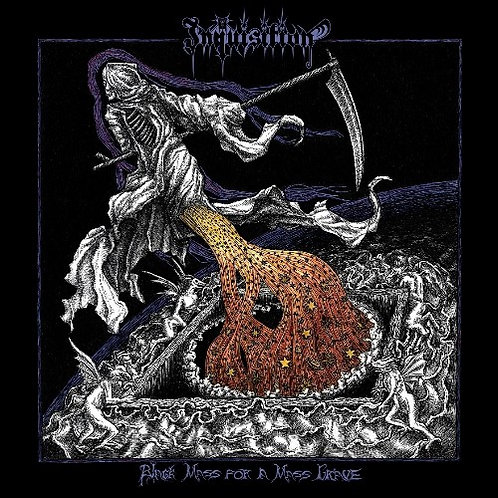INQUISITION - BLACK MASS FOR A MASS GRAVE (CD)