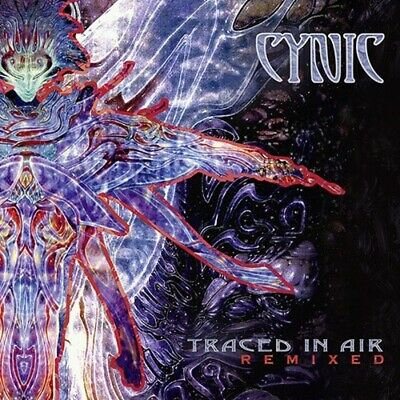 CYNIC - Traced in Air Remixed (CD)