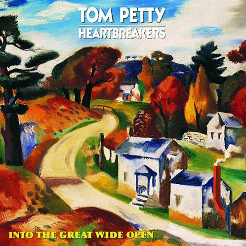 TOM PETTY - Into the Great Wide Open (CD)