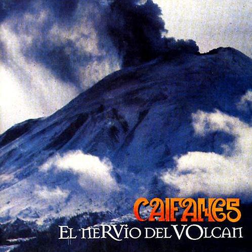 CAIFANES - EL NERVIO DEL VOLCAN (CD)
