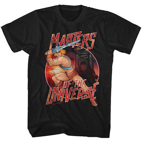 MASTERS OF THE UNIVERSE - METAL OF THE UNIVERSE (Camiseta)
