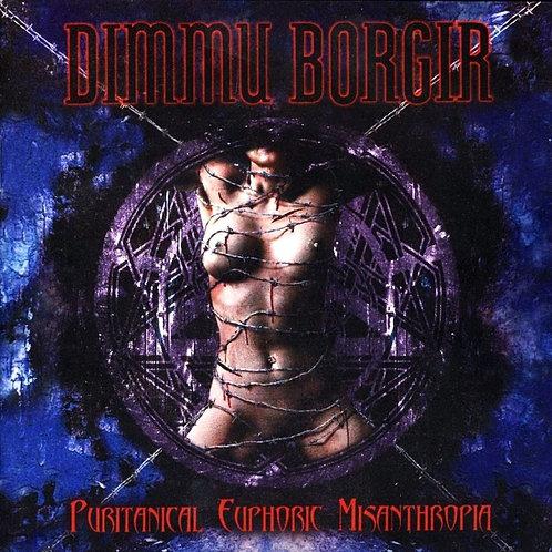 DIMMU BORGIR - Puritanical Euphoric Misanthropia (CD)