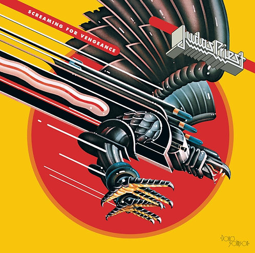 JUDAS PRIEST - Screaming For Vengeance - (CD)
