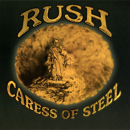 RUSH - Cares Of Steel (CD)