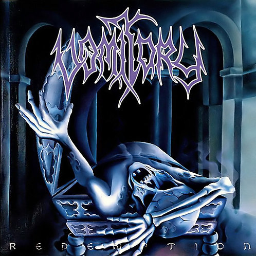 VOMITORY - Redemption (CD)