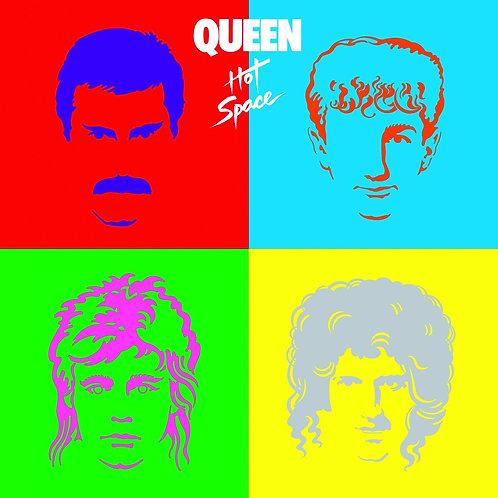 QUEEN - Hot Space (CD)