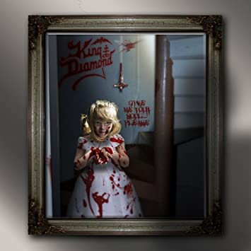 KING DIAMOND - Give Me Your Soul... Please (CD)