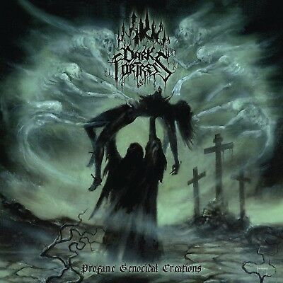 DARK FORTRESS - Profane Genocidal Creations (CD)