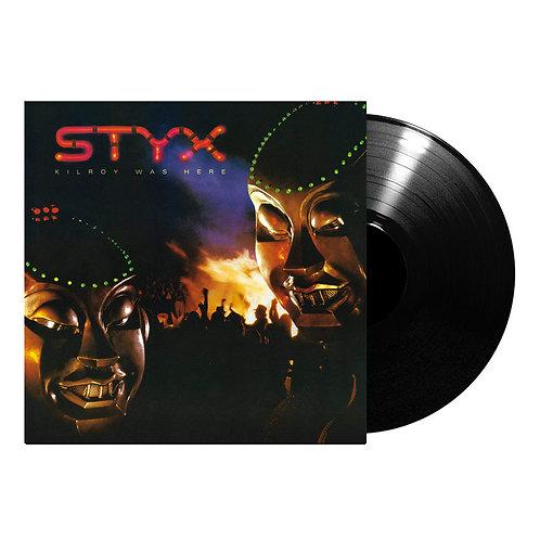 STYX - Kilroy Was Here (Vinyl)