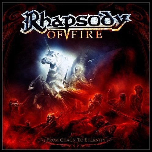 RHAPSODY OF FIRE - From Chaos to Eternity (CD)