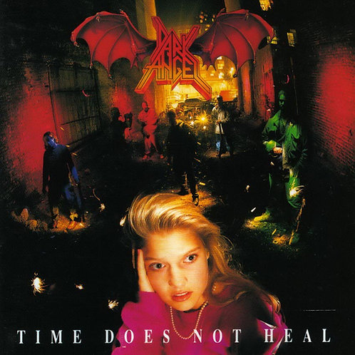 Dark Angel - Time Does Not Heal (CD)