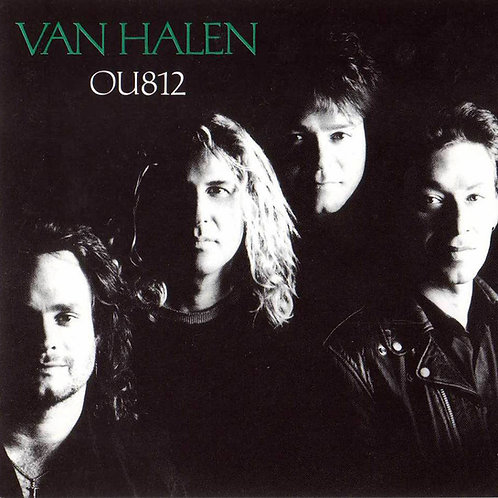 VAN HALEN - OU812 (CD)
