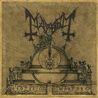 MAYHEM - Esoteric Warfare - (CD)
