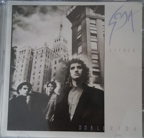 SODA STEREO - Doble Vida (CD)