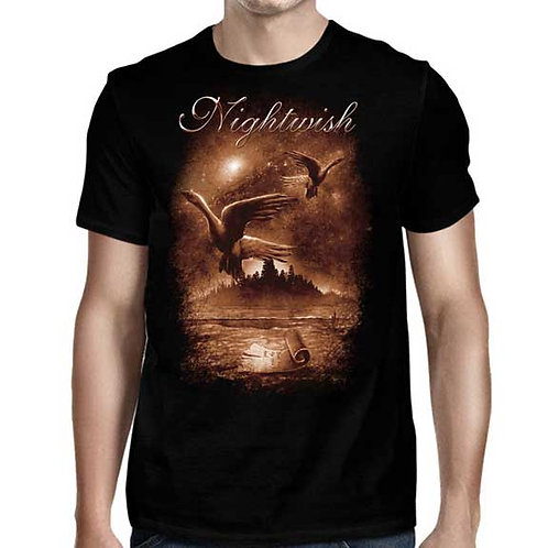 NIGHTWISH - WISH MASTER DECADES NORTH (Camiseta)