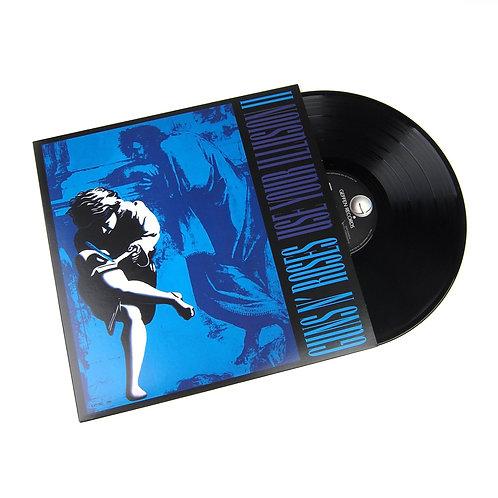 GUNS N ROSES - USE YOUR ILLUSION II (Vinyl)