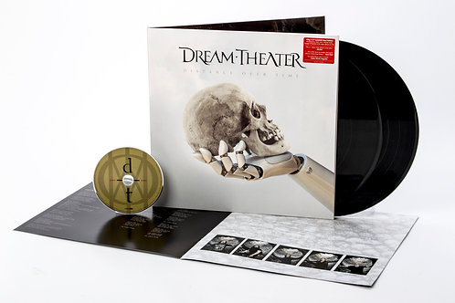 DREAM THEATER - DISTANCE OVER TIME (LP)