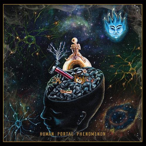 ADVENT OF BEDLAM - Human Portal Phenomenom (CD)