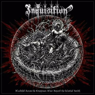 INQUISITION - BLOODSHED ACROSS THE EMPYREAN ALTAR (LP)