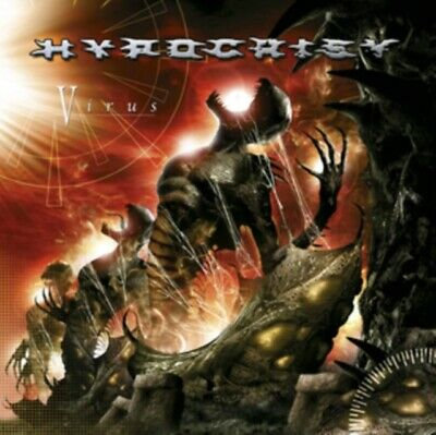 HYPOCRISY - Virus (CD)