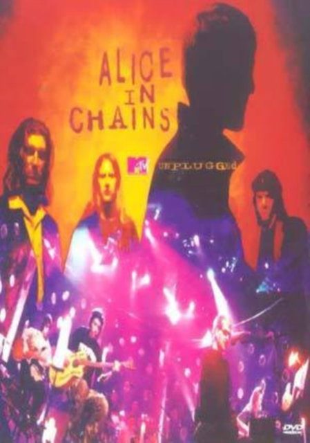 ALICE IN CHAINS - UNPLUGGED (DVD)